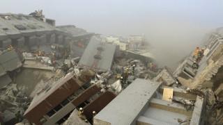 Σεισμός Ταϊβάν: Οκτώ νεκροί, εκατοντάδες τραυματίες