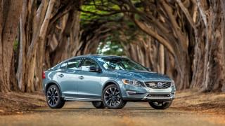 To Volvo S60 Cross Country εγκαινιάζει την κλάση των τετράθυρων SUV