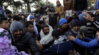 H ΕΕ σχεδιάζει να «σφραγίσει ερμητικά» τα ελληνοσκοπιανά σύνορα