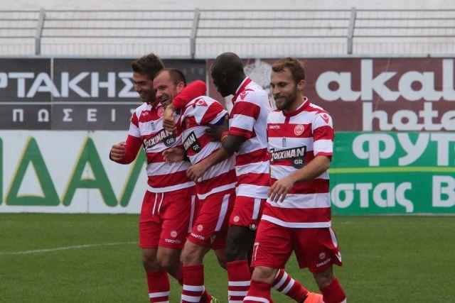 platanias asteras tr. 2-0 super league
