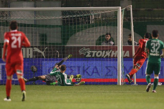 panathinakos xanthi 0-1 super league