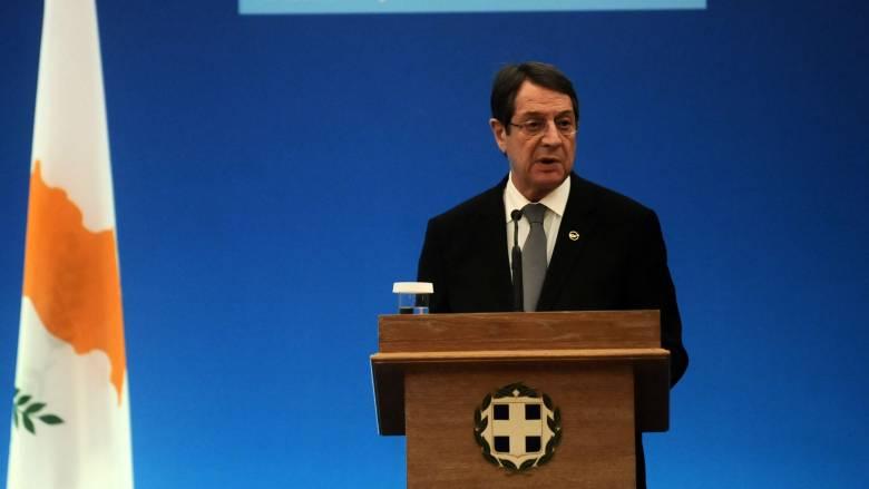 Λύση του Κυπριακού ακόμα και φέτος βλέπει ο Νίκος Αναστασιάδης