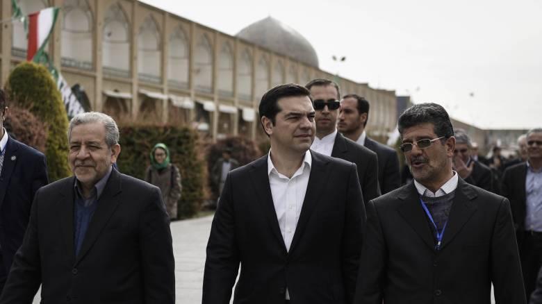 Σχέσεις στρατηγικού χαρακτήρα μεταξύ Ελλάδας-Ιράν, λέει ο πρωθυπουργός