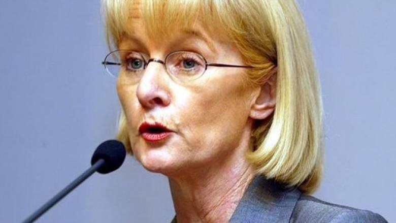 Κρίσιμη επίσκεψη της επικεφαλής του Ενιαίου Εποπτικού Μηχανισμού της ΕΚΤ