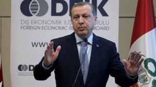 Ενοχλημένος με τις ΗΠΑ ο Ταγίπ Ερντογάν