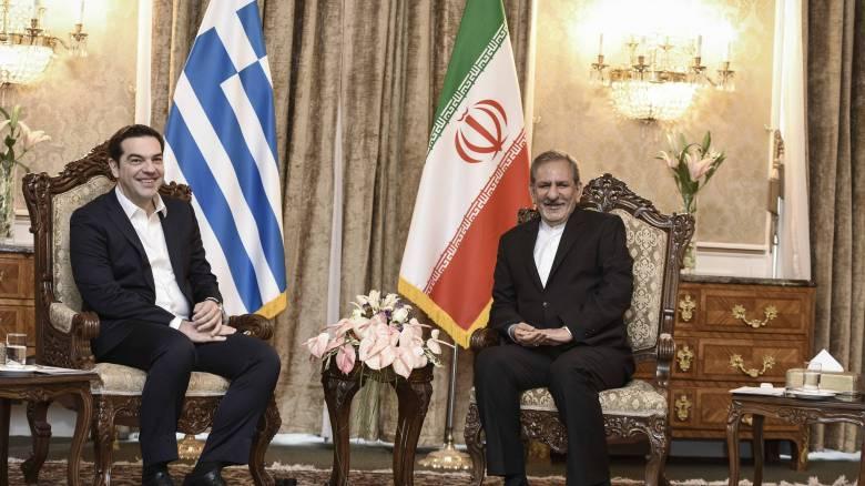 Επίσκεψη αναβάθμισης των σχέσεων μεταξύ Ιράν - Ελλάδας
