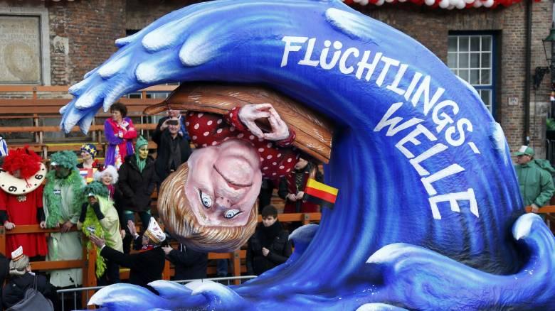 Κολωνία - Μάιντς: Ξεφάντωμα στο Καρναβάλι της Γερμανίας