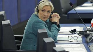 Προστασία από το ISIS ζητά το κόμμα της Λε Πεν