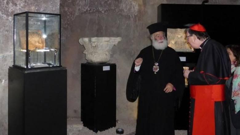 Πατρ. Αλεξανδρείας – Βατικανό: Ενίσχυση του Διαθρησκειακού Διαλόγου