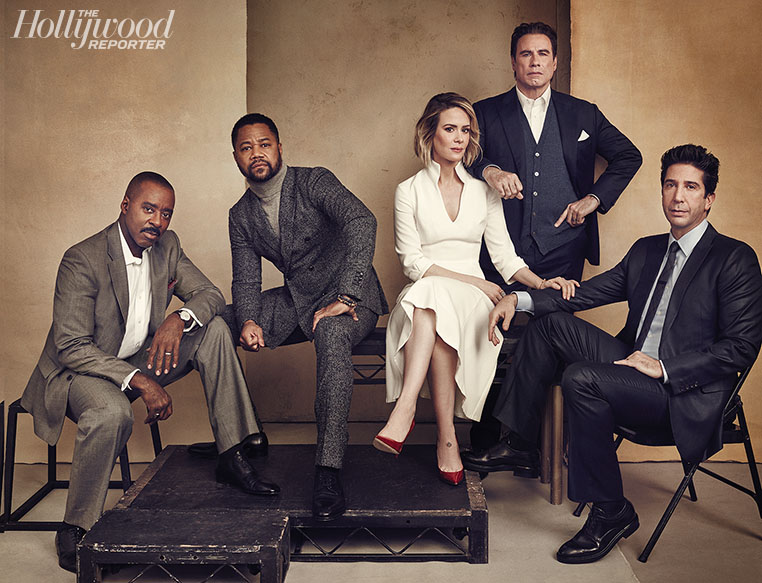 THR American Crime Story Group embed