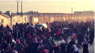 Τουρκία: 600.000 νέοι πρόσφυγες από τις συγκρούσεις στο Χαλέπι