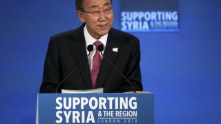 Η Μόσχα κατηγορεί τον γ.γ. του ΟΗΕ για μεροληπτική στάση στο συριακό