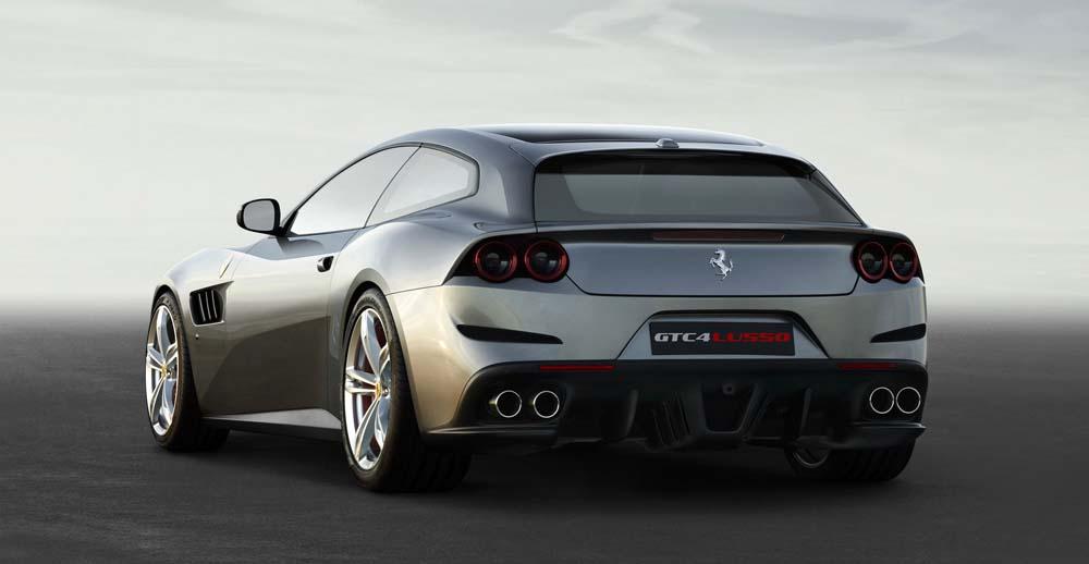 Ferrari GTC4Lusso 6