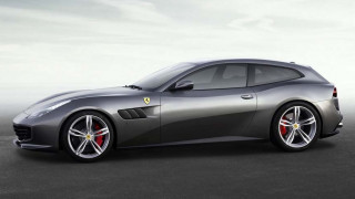 GTC4Lusso: Δεν είναι password. Είναι το νέο όνομα της Ferrari FF