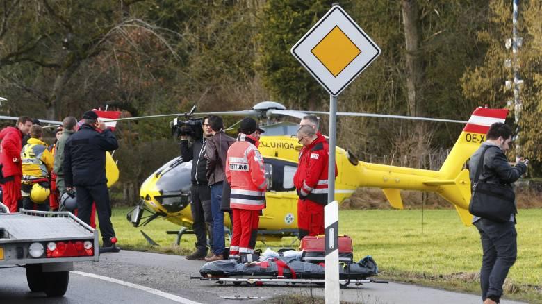 Γερμανία: Νεκροί και τραυματίες σε σύγκρουση τρένων