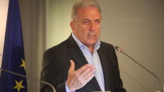 Αβραμόπουλος: «Δεν έχει τεθεί θέμα εξόδου από την Σένγκεν»