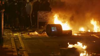 Χονγκ Κονγκ: Ξύλο, πυροβολισμοί και έκτροπα σημάδεψαν την κινεζική πρωτοχρονιά