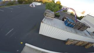 Drones σε πρωτάθλημα ταχύτητας