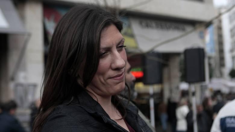 Ζ. Κωνσταντοπούλου: Ο Τσίπρας με έκανε Πρόεδρο της Βουλής για να με βάλει στο «ψυγείο»
