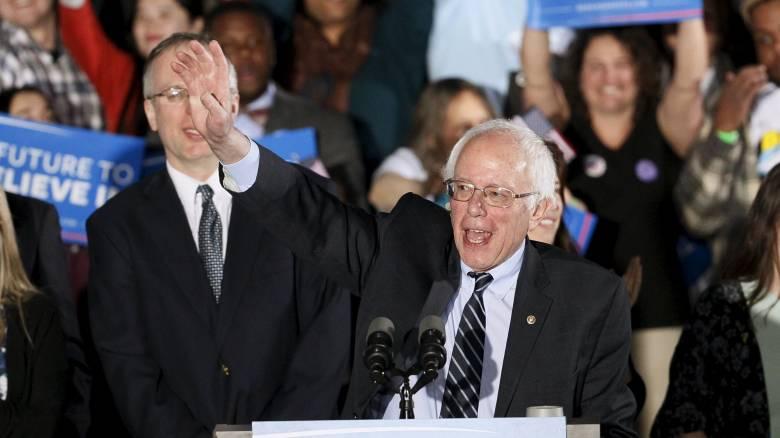 Εκλογές ΗΠΑ: Σάντερς και Τραμπ νικητές στο Νιού Χάμσαϊρ
