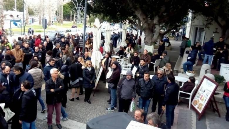 Προσφυγικό: Νέα συγκέντρωση διαμαρτυρίας για το Hot Spot στην Κω