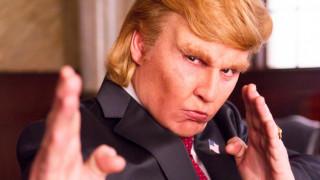 Ο Τζόνι Ντεπ υποδύεται για 50 λεπτά τον Ντόναλντ Τραμπ λοιδορώντας τον