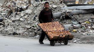ΗΠΑ: Οι ρωσικές επιδρομές γύρω απο το Χαλέπι ευνοούν τον ISIS