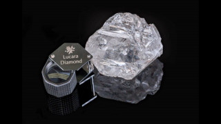 Αυτό είναι το δεύτερο μεγαλύτερο διαμάντι του κόσμου