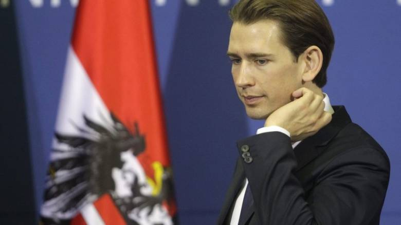 Οι Αυστριακοί Πράσινοι ασκούν κριτική στον ΥΠΕΞ που θέλει να κλείσει τα σύνορα της ΕΕ