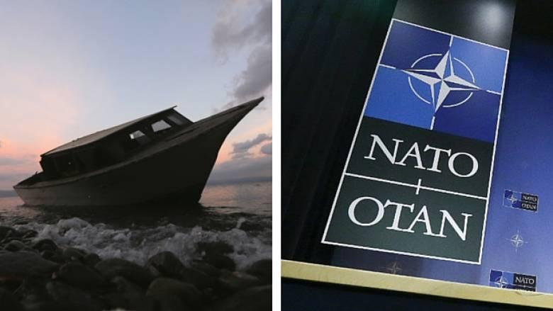 ΝΑΤΟ: Πράσινο φως σε επιχειρήσεις στο Αιγαίο κατά των διακινητών