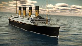 Το πιστό αντίγραφο του τραγικού υπερωκεανίου Τιτανικός 2 σαλπάρει το 2018