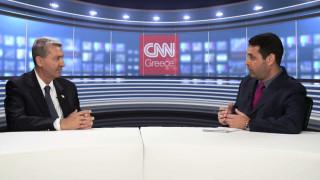 Ο Γ.Λιλλήκας στο CNN Greece για το Κυπριακό και την οικονομία