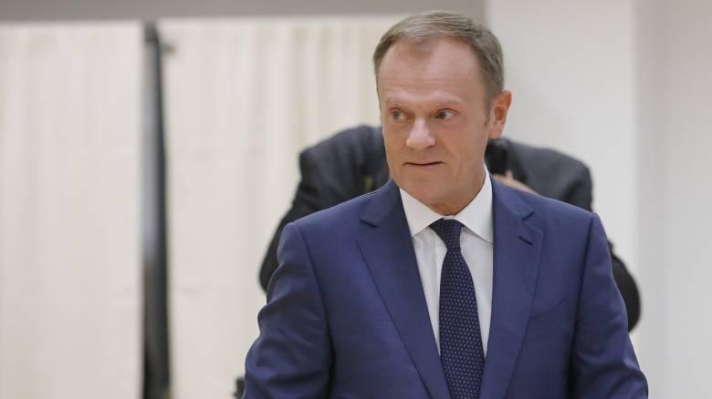 Ο Τουσκ φοβάται κι άλλα δημοψηφίσματα στην Ε.Ε.