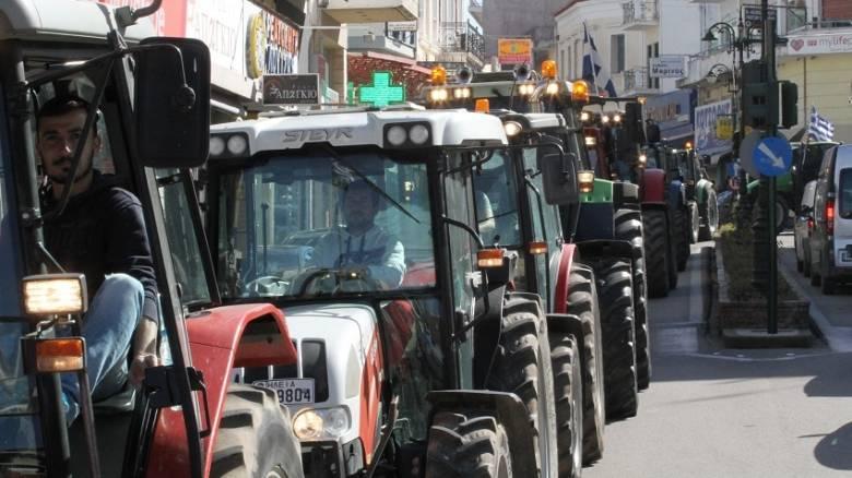 Μπλόκα αγροτών: Ξεκινά αύριο ο 48ωρος αποκλεισμός της Αθήνας