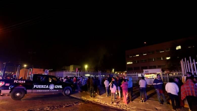 Μεξικό: Χάος και 52 νεκροί σε φυλακή από συγκρούσεις κρατουμένων