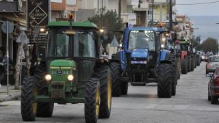 Τρακτέρ στην Αθήνα: Ποιοι δρόμοι θα είναι κλειστοί