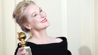 Μήνυμα υπέρ της πολυπολιτισμικότητας στο Χόλιγουντ απο τη Μέριλ Στριπ