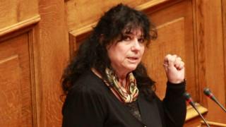 Η Βαγενά απο τον ΣΥΡΙΖΑ και οι ΑΝΕΛ καταψήφισαν την τροπολογία για το Μέγαρο Μουσικής
