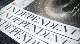 Ο Independent μόνο σε ψηφιακή έκδοση από τα τέλη Μαρτίου