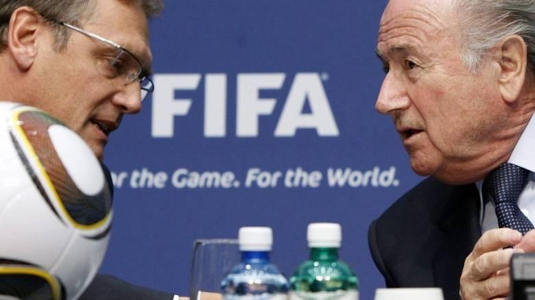 Βαριά ποινή αποκλεισμού στον πρώην Γενικό Γραμματέα της FIFA, Ζερόμ Φάλκε