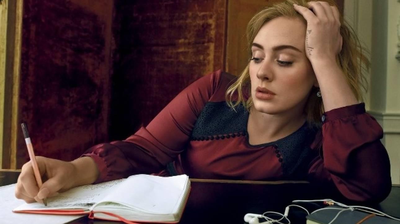 9 πράγματα για την Adele από το νέο τεύχος της Vogue