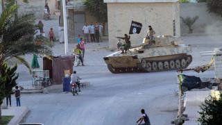 CIA: Ο ISIS διαθέτει χημικά όπλα