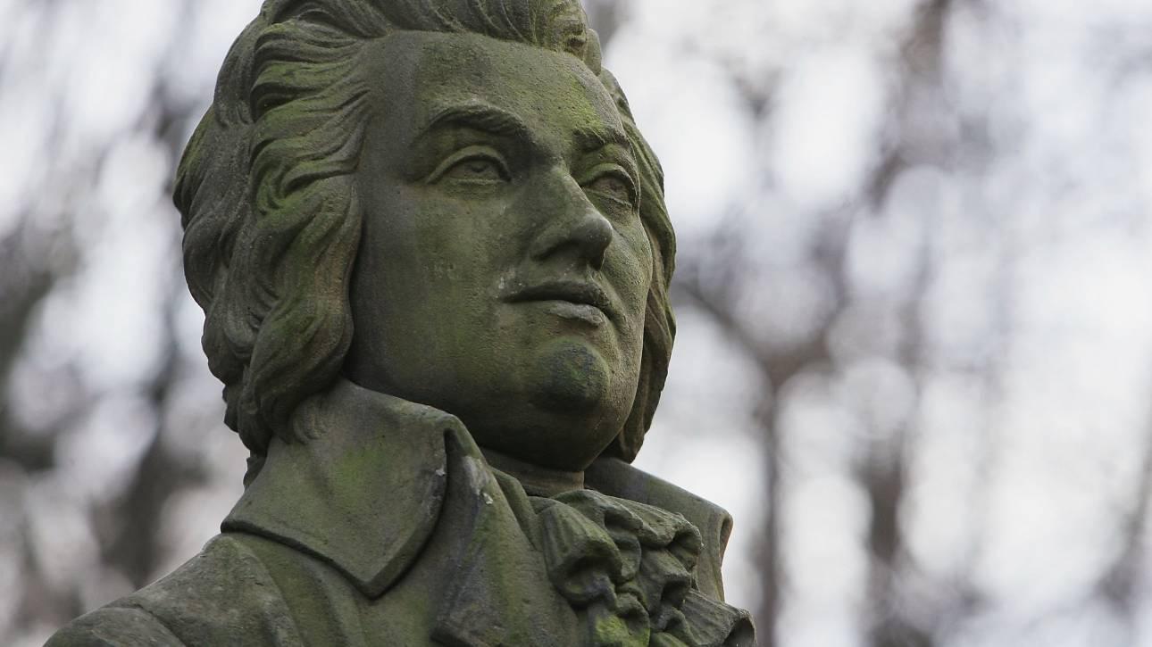 Χαμένη παρτιτούρα του Μότσαρτ είδε το φως 250 χρόνια από τη γέννησή του