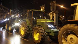 Αγρότες στο Σύνταγμα: Έμειναν στις σκηνές και ετοιμάζονται για δεύτερη μέρα κινητοποιήσεων