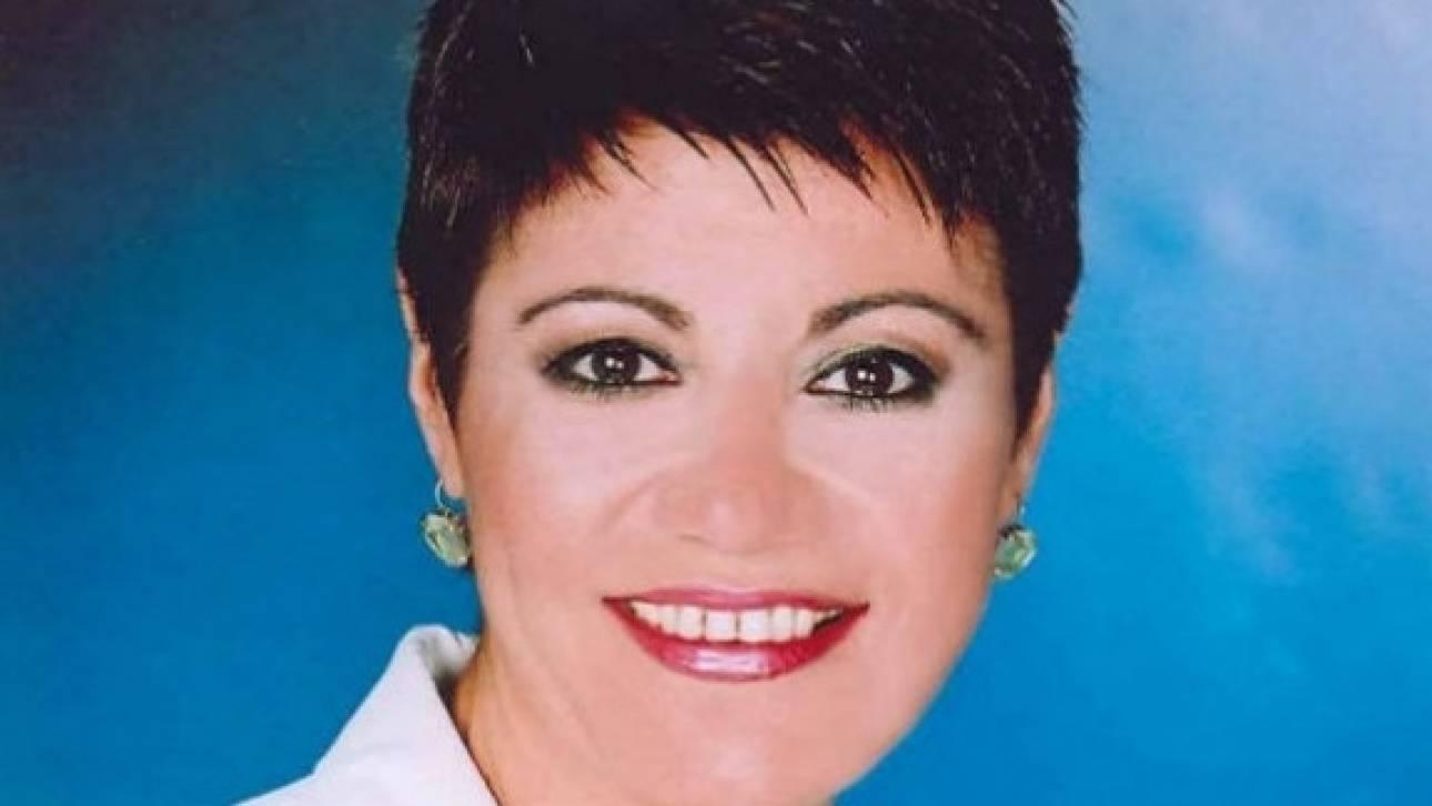 Πέθανε η έγκριτη δημοσιογράφος Μαρία Παπουτσάκη