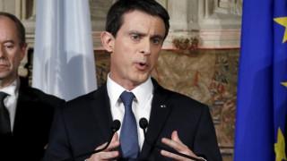 Μ. Βαλς: Θα υπάρξουν και άλλες μεγάλες επιθέσεις στην Ευρώπη