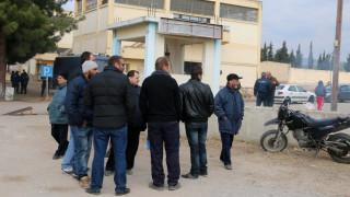 Διαβατά: Επέμβαση ΜΑΤ στο κέντρο μετεγκατάστασης προσφύγων & αντίδραση κατοίκων