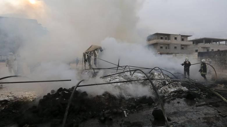 Συρία: Η Τουρκία βομβάρδισε θέσεις των Κούρδων στο Χαλέπι