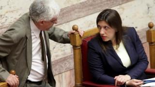 Αντιπαράθεση Κωνσταντοπούλου - Παρασκευόπουλου για ρόλο ΕΣΡ στις άδειες
