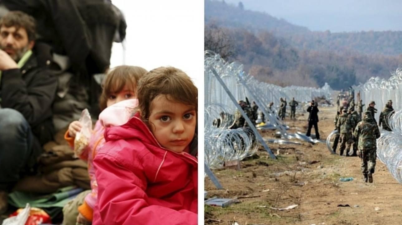Ανατολικοευρωπαϊκές χώρες ετοιμάζονται να «σφραγίσουν» τα σύνορα της Ελλάδας με τα Σκόπια